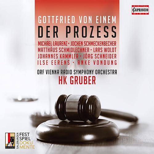 EINEM, G. von: Prozeß (Der) [Opera]