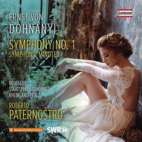 DOHNÁNYI, E.: Symphony No. 1 / Symphonic Minutes
