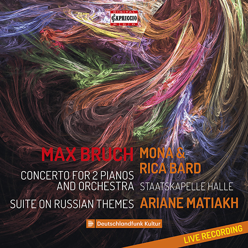 BRUCH, M.: Concerto for 2 Pianos / Suite on Russian Themes