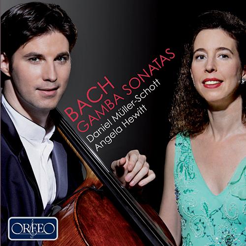 BACH, J.S.: Viola da Gamba Sonatas, BWV 1027-1029 / BACH, C.P.E.: Viola da Gamba Sonata, Wq. 137