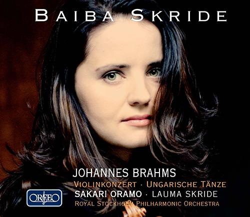 BRAHMS, J.: Violin Concerto, Op. 77 / Hungarian Dances (arr. J. Joachim for violin and piano)