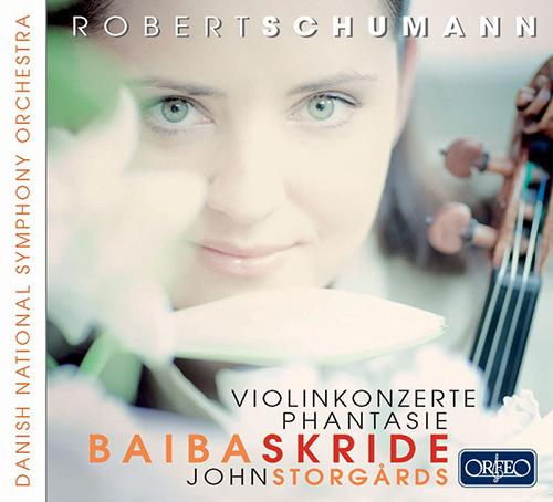 SCHUMANN, R.: Violin Concerto, WoO 1 / Phantasie / Cello Concerto, Op. 129 (version for violin)