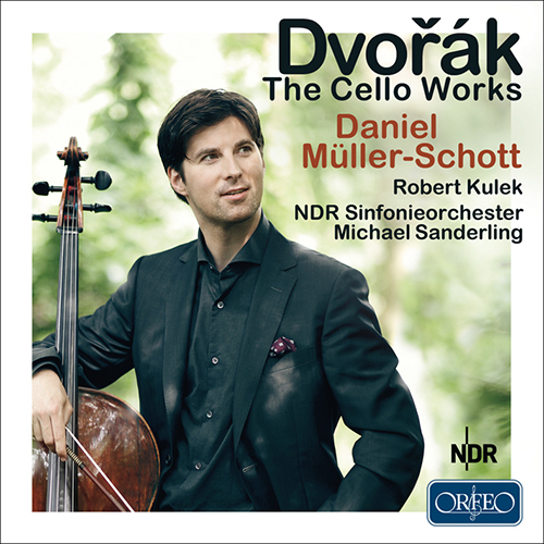 DVOŘÁK, A.: Cello Music