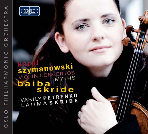 SZYMANOWSKI, K.: Violin Concertos Nos. 1 and 2 / Myths