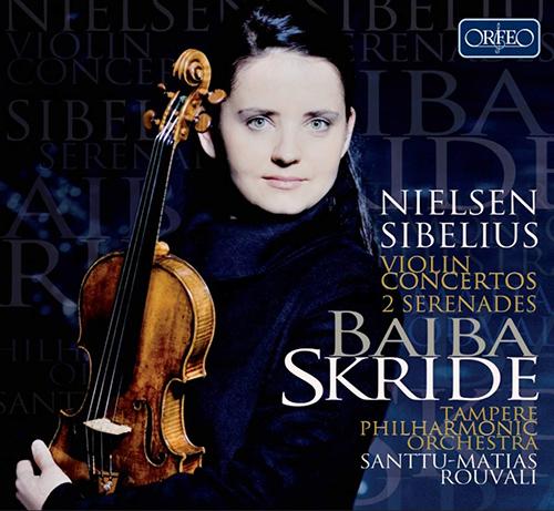 SIBELIUS, J.: Violin Concerto / 2 Serenades / NIELSEN, C.: Violin Concerto