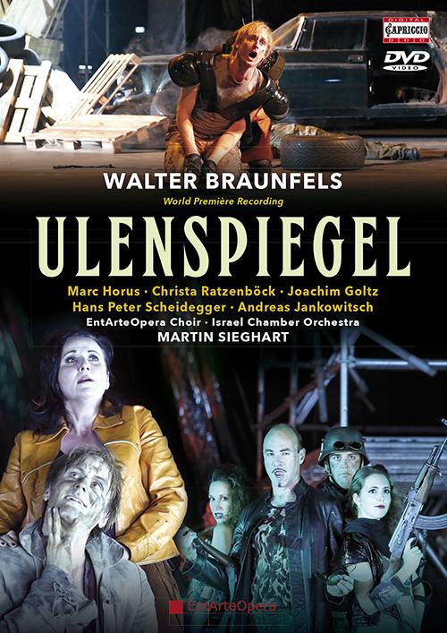 BRAUNFELS, W.: Ulenspiegel [Opera] (EntArteOpera, 2014) (NTSC)