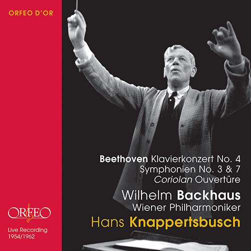 BEETHOVEN, L. van: Piano Concerto No. 4 / Symphonies Nos. 3 and 7 / Coriolan Overture
