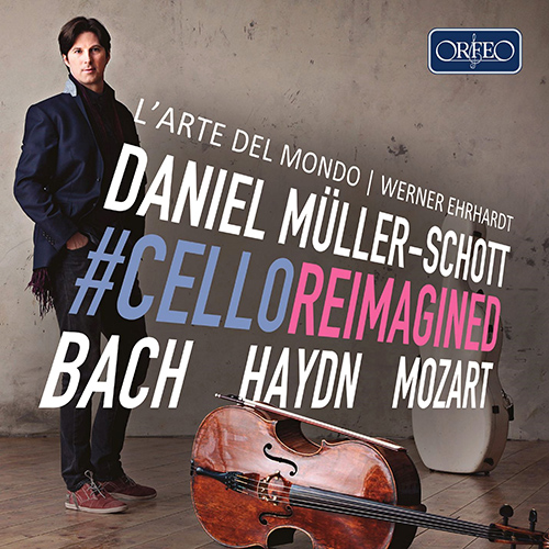 Cello and Orchestra Music - MOZART, W.A. / HAYDN, J. / BACH, J.S. (#CelloReimagined)