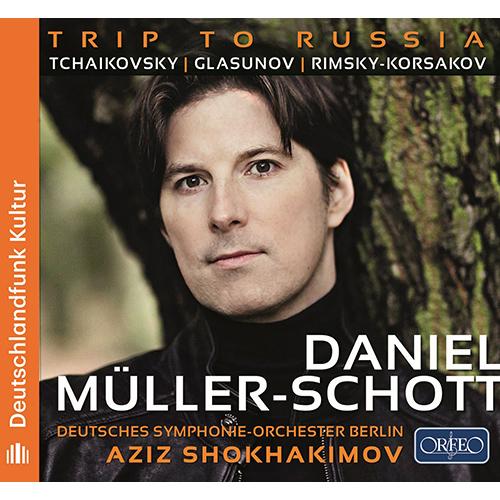 Cello and Orchestra Music - TCHAIKOVSKY, P.I. / GLAZUNOV, A.K. / RIMSKY-KORSAKOV, N.A. (Trip to Russia)