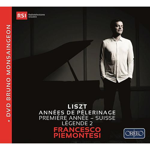LISZT, F.: Années de pèlerinage, 1st year, Switzerland / 2 Légende No. 2
