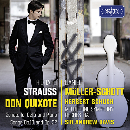 STRAUSS, R.: Don Quixote / Cello Sonata
