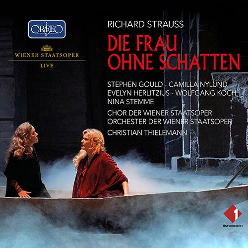 STRAUSS, R.: Frau ohne Schatten (Die) [Opera]