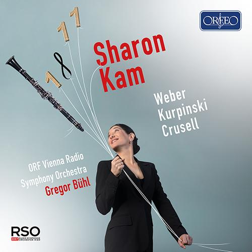 Clarinet Concertos - WEBER, C.M. von / KURPIŃSKI, K.K. / CRUSELL, B.H.