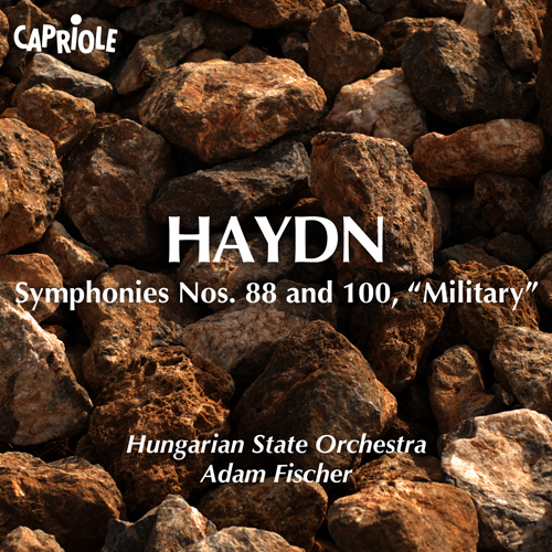 "HAYDN, J.: Symphonies Nos. 88 and 100, ""Military"" (Hungarian State Orchestra, A. Fischer)"