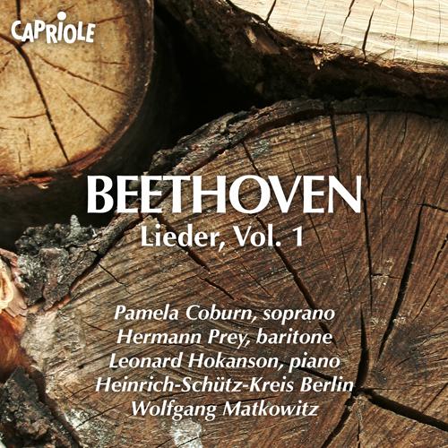 BEETHOVEN, L. van: Lieder, Vol. 1 (Coburn, Prey, Hokanson, Heinrich Schutz Kreis, Matkowitz)