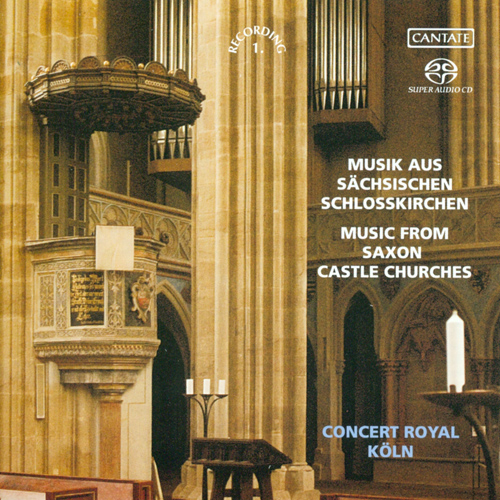 Oboe and Organ Music (17th-18th Centuries) – KREBS, J.L. / HOMILIUS, G.A. / BACH, J.S. / BACH, J.J. / EBHARDT, G.F. (Kronenberg, Concert Royal)