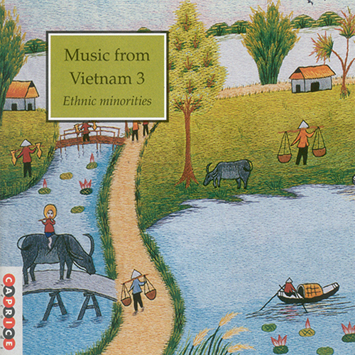 VIETNAM Music from Vietnam, Vol. 3: Ethnic Minorities