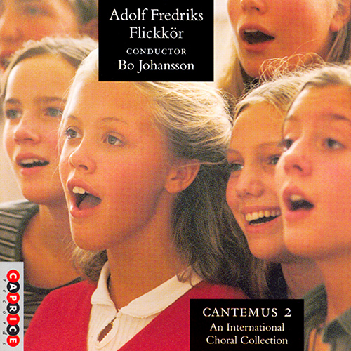 ADOLF FREDRIK GIRLS CHOIR: Cantemus 2