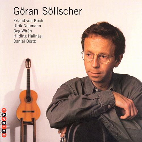 KOCH / NEUMANN: Guitar Concertos / WIREN: Little Serenade / HALLNAS: Partita amabile / BORTZ: Ballad