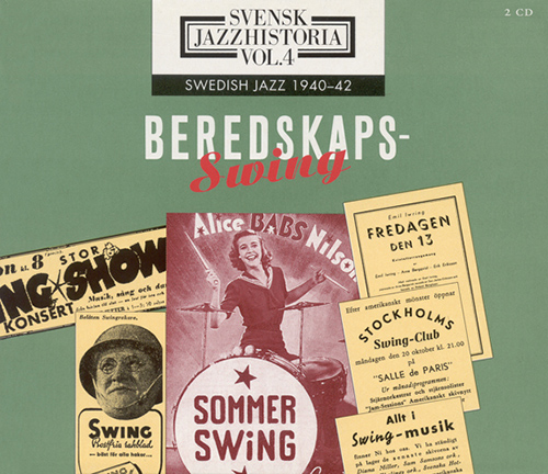 SWEDISH JAZZ HISTORY, Vol. 4 (1940-1942)