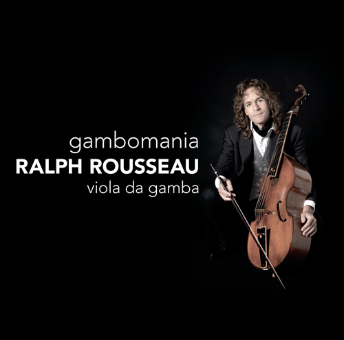 Viola da gamba Recital: Meulenbroeks, Ralph Rousseau – HUME, T. / MARAIS, M. / ABEL, C.F. / CAIX D'HERVELOIS, L. / SCHENCK, J.