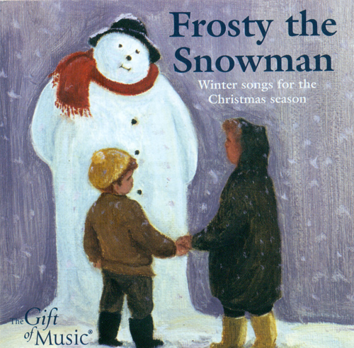 FROSTY THE SNOWMAN - Winter Songs for the Christmas Season