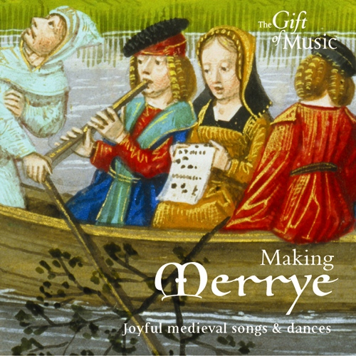 Medieval Music (Joyful Song and Dances) (Stowe)