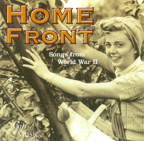 HOME FRONT - Songs from World War II