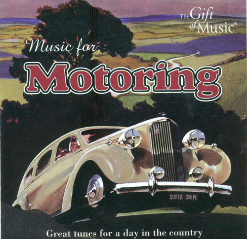 MUSIC FOR MOTORING - Great Tunes for a Day in the Country (Torch)