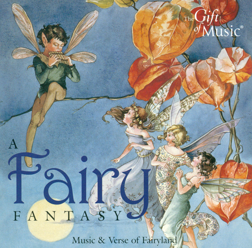 FAIRY FANTASY (A) (Music and Verse of Fairyland) (Howard)
