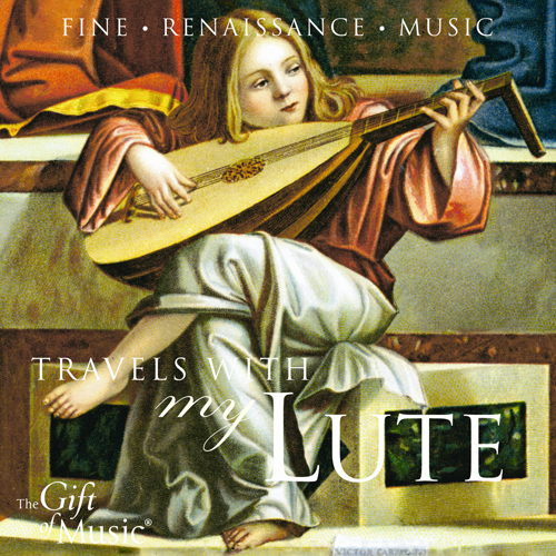 Lute Recital: Sayce, Lynda - DALL'AQUILA, M. / DALZA, J.A. / MILANO, P.P. da / CASTELIONO, G. (Travels with my Lute - Italy, Germany, France, England)