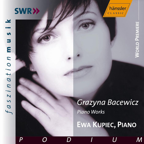 BACEWICZ: Piano Works