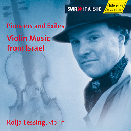 LESSING, Kolja: Violin Music From Israel