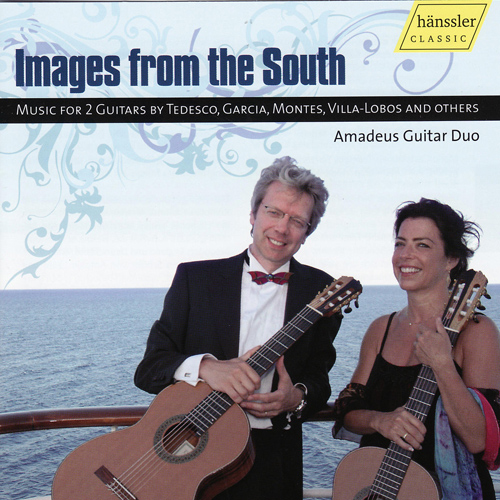 AMADEUS GUITAR DUO: Images from the South
