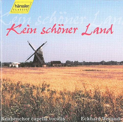 Choral Concert: Capella Vocalis Boys Choir – BACH, J.S. / SCHUBERT, F. / PRAETORIUS, M. / SILCHER, F. / FRANCK, M. / BRESGEN, C. (Kein Schoner Land)