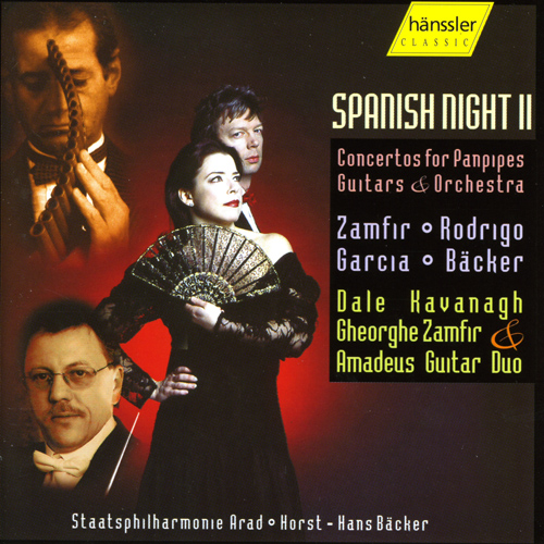 RODRIGO: Fantasia para un Gentilhombre / ZAMFIR: Concierto de Barcelona