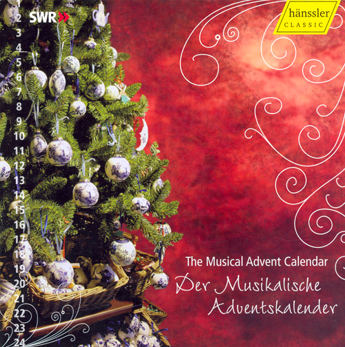 CHRISTMAS Musikalische Adventskalendar (Der) (The Musical Advent Calendar)