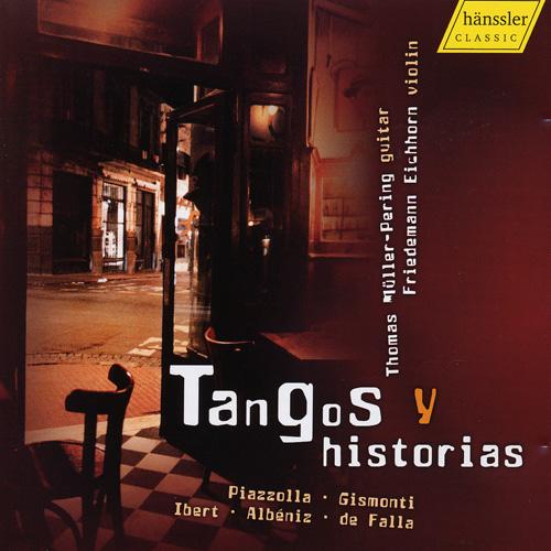 PIAZZOLLA: Histoire du Tango / FALLA: 7 Canciones populares espanolas