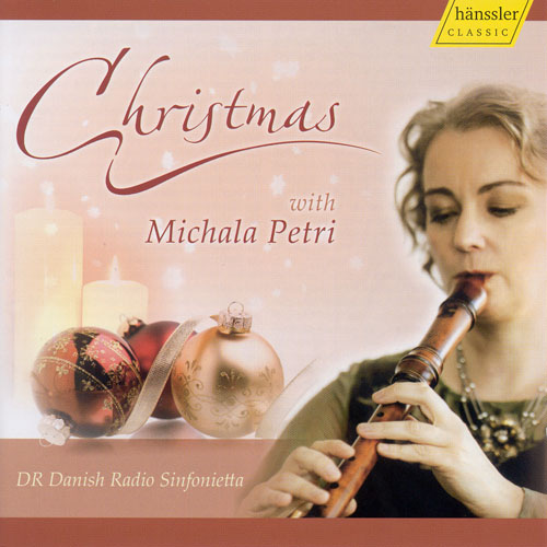 CHRISTMAS WITH MICHALA PETRI