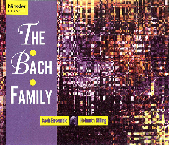 BACH FAMILY (The) (Bach Ensemble, Rilling)