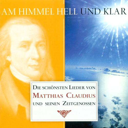 Vocal Music - SCHNITTER, G. / KNECHT, H. / SCHULZ, K.F. / FINK, G.W. / REICHARDT, J.F. (Am Himmel hell und klar) (Das Solistenensemble, Schnitter)
