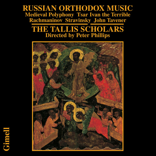 TALLIS SCHOLARS: Russian Orthodox Music