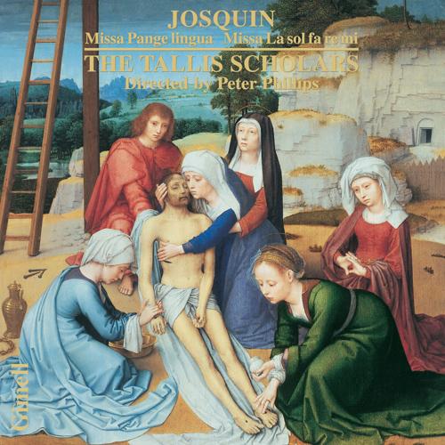 JOSQUIN: Missa Pange lingua / Missa La sol fa re mi