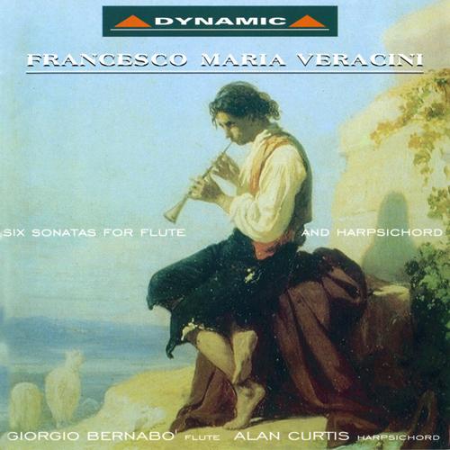 VERACINI: Flute Sonatas Nos. 1, 3-5, 11-12