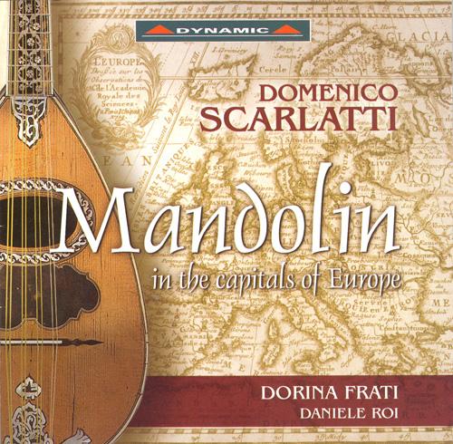 SCARLATTI, D. / GERVASIO / VENIER / CAPPONI / VALENTINI: Mandolin Sonatas