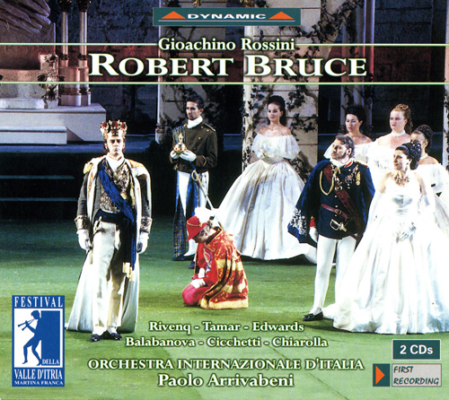 ROSSINI / NIEDERMEYER: Robert Bruce (French pasticcio of La donna del Lago)