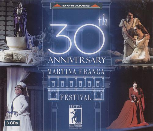 MARTINIA FRANCA FESTIVAL - 30TH ANNIVERSARY