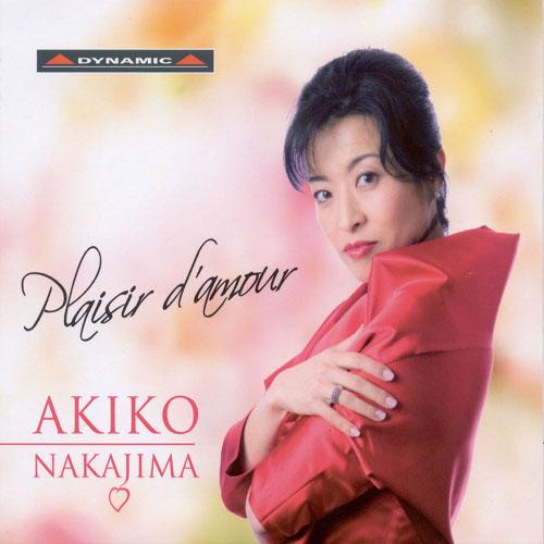 Vocal Recital: Nakajima, Akiko - MARTINI, J.-P. / SCARLATTI, A. / MYSLIVECEK, J. / BELLINI, V. / AUBER, D.-F. / CAGNONI, A. / MERCADANTE, S.