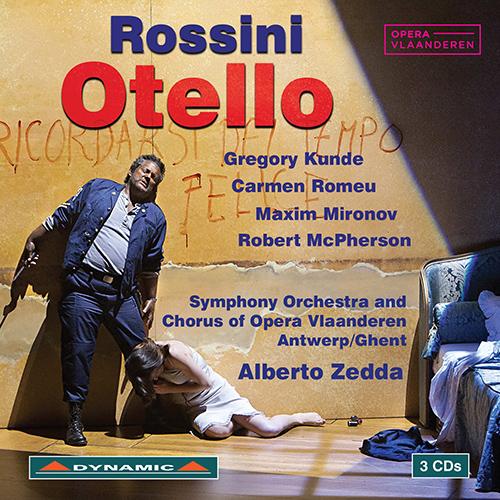ROSSINI, G.: Otello [Opera]