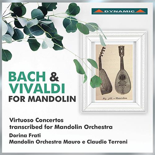 Arrangements for Mandolin Orchestra - BACH, J.S. / VIVALDI, A.